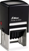 Shiny S-542D Self-Inking Dater