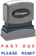 SHA2015 - Stock Stamp - PAST DUE PLEASE REMIT