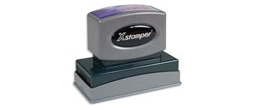 Stock Jumbo 1-Color Stamps