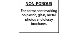 Non-Porous/Industrial Ink