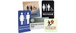 ADA/Braille Signs