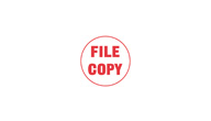 SHA11411 - SHA11411 - Stock Specialty Stamp - FILE COPY
