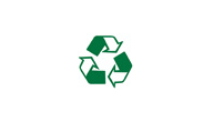 SHA11417 - SHA11417 - Stock Specialty Stamp - Recycle