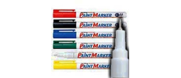 Artline EK-444 Paint Fineline Markers 0.8mm Bullet Tip