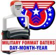 Trodat Military Daters