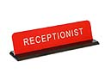 Laser engraved name plates in a variety of color options with attractive acrylic base.