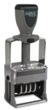 SHA40310 - Classix 40310 Metal Message Dater - FAXED