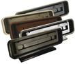 DMOH28 - 2x8 Molded Plastic Desk Holder Only