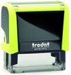 4913YN - Trodat Printy 4913 Neon Yellow Self-Inking Stamp