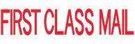 SHA3239 - SHA3239 - Jumbo Stock Stamp - FIRST CLASS MAIL