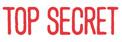 SHA1135 - SHA1135 - Stock Stamp - TOP SECRET